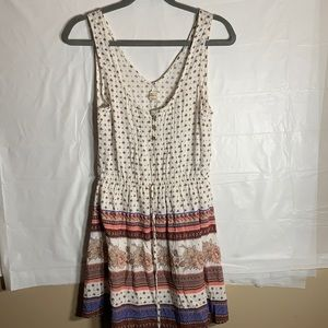 O'Neill Multi-Coloured Patterned Dress
